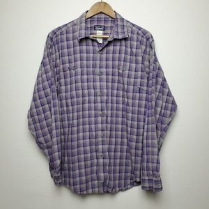PATAGONIA MEN'S BUTTON DOWN SIZE MEDIUM